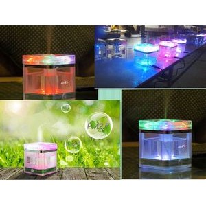 Air Humidifier With LED Colorful Light