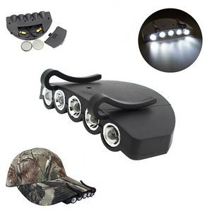 Clip On Hat Led Light Forehead Lamp