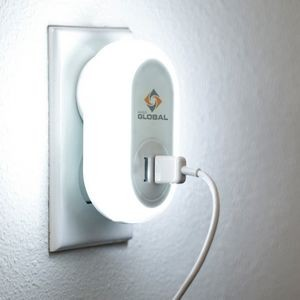 Brea Night Light UL Charger